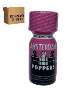 Amsterdam Poppers 13 ml ( 18 u )